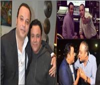 تامر عبدالمنعم يصالح محمد فؤاد بـ «الحب الحقيقي»