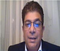 ماجد سعد: المصريين بألمانيا قطعوا 500 كم لاستقبال الرئيس السيسى