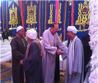 صور|إنهاء خصومة ثأرية بين عائلتي مبارك والصقور في أسيوط