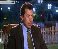وزير الشباب: «صلاح» أعاد العلامة التجارية للكرة المصرية عالميًا