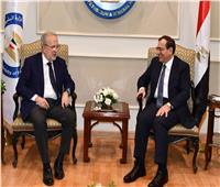 وزير البترول يبحث مع سفير أسبانيا خطوات تحويل مصر لمركز إقليمي للطاقة