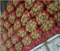ضخ كميات كبيرة من البطاطس بمنافذ التموين..تعرف على أماكنها