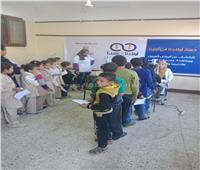 صناع الخير تطلق حملة «أولادنا في عنينا» بسوهاج