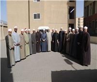 مجمع البحوث الإسلامية يوصي المشاركين بقوافل التوعية بالاقتراب من الناس