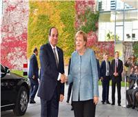 الرئاسة: توقيع مذكرة تفاهم واتفاقيات وإعلان نوايا بين مصر وألمانيا