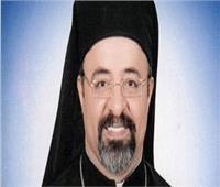 «الكاثوليكية» تحتفل بالعيد الثامن للسيامة الأسقفية للأنبا عادل زكي مطران اللاتين
