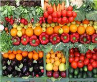 أسعار «الخضروات» في سوق العبور..والبطاطس بـ 5 جنيهات