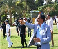 مدير أمن الإسماعيلية يقود حملة مكبرة لرفع الإشغالات
