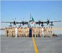 مصر تستضيف أكبر تدريب عسكري عربي لأول مرة «درع العرب 1»