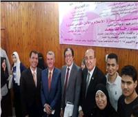 جامعة عين شمس تناقش ندوة «الإعلام والأمن القومي المصري»
