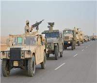 بث مباشر .. البيان التاسع والعشرون للقوات المسلحة عن العملية الشاملة سيناء 2018