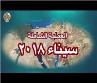 القيادة العامة للقوات المسلحة تصدر البيان الـ 29 للعملية «سيناء 2018»