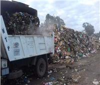 خطة لرفع مقالب القمامة الوسيطة داخل مدينة العريش