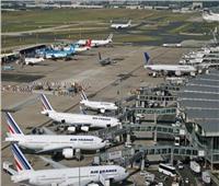 تصادم طائرتين بمطار «شارل ديجول» بباريس
