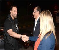 وصول عاصي الحلاني لمصر استعدادا لإحياء حفل مهرجان الموسيقى العربية