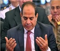 الرئيس السيسي يؤدي صلاة الجمعة بمسجد الصحابة في شرم الشيخ