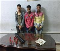 النيابة تحقق مع المتهمين بسرقة موزع ألبان تحت تهديد السلاح بالجيزة