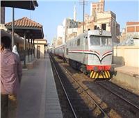 انتظام حركة القطارات على خط «القاهرة- أسوان»