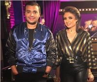 سمر يسري تستضيف رامي صبري في«حفلة 11»