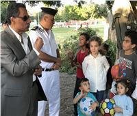 """مواطنون لمدير أمن الإسماعيلية: """"شكرًا لاستعادة حدائق نمرة ٦"""""""