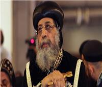 شاهد| بيان هام من قداسة البابا تواضروس حول حادث المنيا الإرهابي
