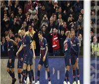 شاهد| باريس سان جيرمان يواصل انتصاراته في الدوري الفرنسي