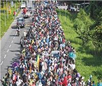مسؤول أممي: تحرك المهاجرين «أمر طبيعي» ولا يجب تعزيز أمريكا أمن الحدود