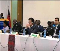 وزير التعليم العالي يلقي كلمة مصر أمام قمة «C10» لرؤساء أفريقيا بمالاوي