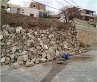 مصرع طالب وإصابة 3 أخرين إثر انهيار حائط منزل بالفيوم