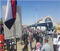 عودة أكثر من 1400 لاجئ سوري خلال 24 ساعة إلى وطنهم