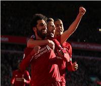 محمد صلاح يقود هجوم ليفربول أمام أرسنال