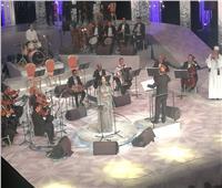 مهرجان الموسيقى العربية| مروة ناجي تغني لنجاة.. وتشكر الأوبرا