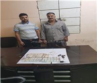 القبض على المتهمين بسرقة 125 ألف جنيه من صاحب شركة بمدينة نصر