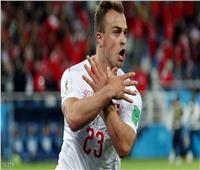 «كلوب» يستبعد «شاكيري» من قائمة ليفربول بعد تلقيه «تهديدات صربية»