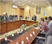 محافظ أسيوط يشيد بمشروعات التنمية الزراعية التي أطلقها الرئيس