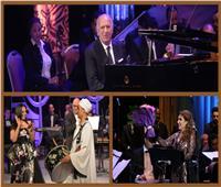 صور| تفاصيل الليلة الخامسة لمهرجان الموسيقى العربية