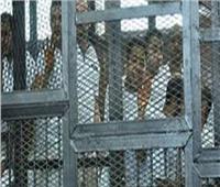 السجن 5 سنوات لمتهم فى إعادة محاكمته بـ«خلية طلاب حلوان»