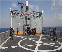 القوات البحرية المصرية والفرنسية تنفذان تدريب عابر بنطاق البحر المتوسط