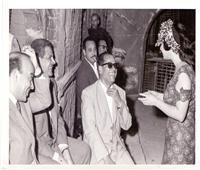 حكايات| «أبو الروس» نجيب محفوظ.. هداف «نوبل» يهز شباك الإنجليز