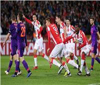 فيديو| ليفربول يسقط أمام النجم الأحمر بهزيمة قاسية في دوري الأبطال