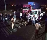 حبس 32 متهمًا بسبب قطع طريق القنطرة غرب