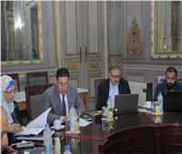 رئيس جامعة عين شمس يستقبل وفد الاتحاد الأوربي للتعليم العالي