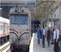 «السكة الحديد» تعتذر لركاب قطار «القاهرة - المنصورة»
