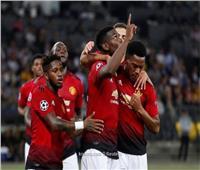 مانشستر يونايتد يهاجم يوفنتوس بـ«سانشيز ومارسيال»