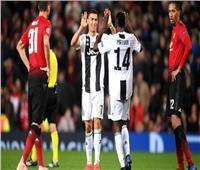 بث مباشر| يوفنتوس ومانشستر يونايتد في دوري الأبطال