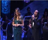 صور| تفاصيل سابع ليالي «الموسيقى العربية».. تألق علي الحجار والموسيقار الشاروني
