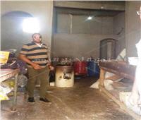 إعدام 90 كيلو من حلوى «المولد النبوى» في سوهاج