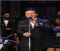 محمد الحلو وليلة جديدة من ليالي مهرجان الموسيقى العربية