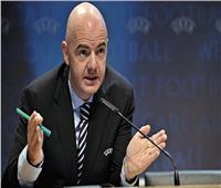 رئيس الفيفا يحضر مباراة الأهلي والترجي في «رادس»