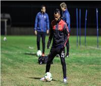 مران خفيف للاعبي الأهلي قبل مباراة الترجي